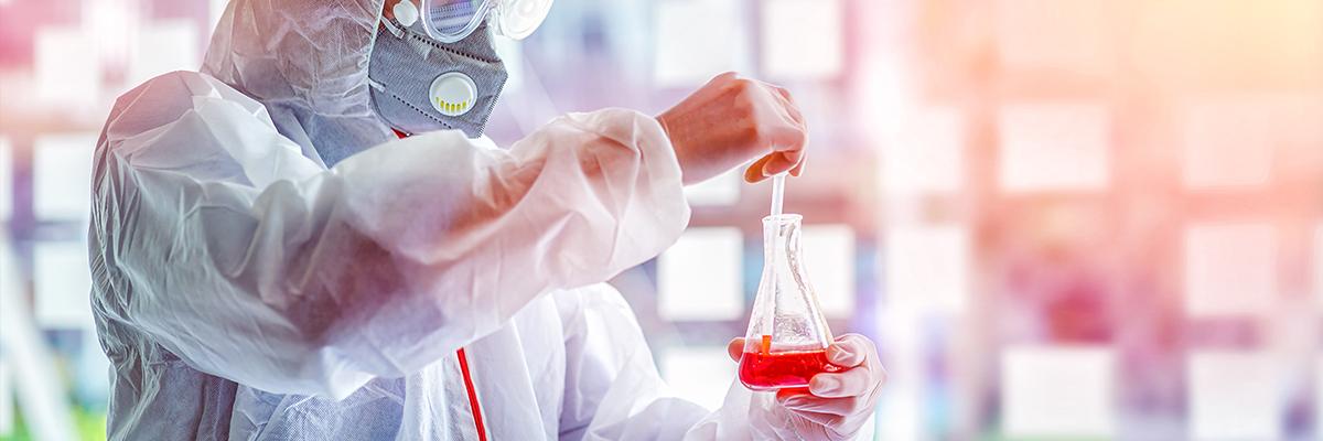 Pacotes e Protocolos de Desinfeção